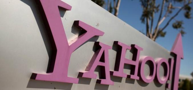 Ventas de Yahoo presentan la mayor caída de los últimos 4 años