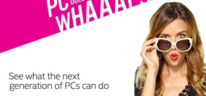 Por falta de compradores compañías de PC se unen en publicidad de $70 millones