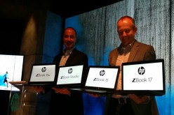 HP presentó su nueva familia de ZBooks en el HP´s Global Workstation Launch
