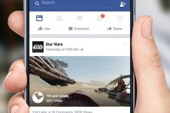 Facebook actualiza la función video 360