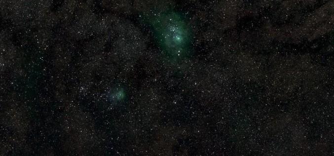 """Disfruta de """"La Vía Láctea"""" gracias a una fotografía de 46.000 millones de píxeles"""