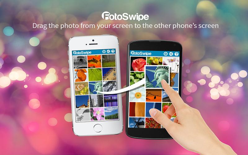 FotoSwipe, una nueva app para compartir fotos en iOS y Android