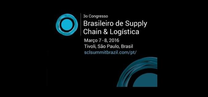 Brazilian Supply Chain & Logistics Summit SCL 2016 – Sao Paulo, Brasil