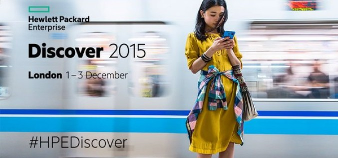 HP Discover 2015 Londres