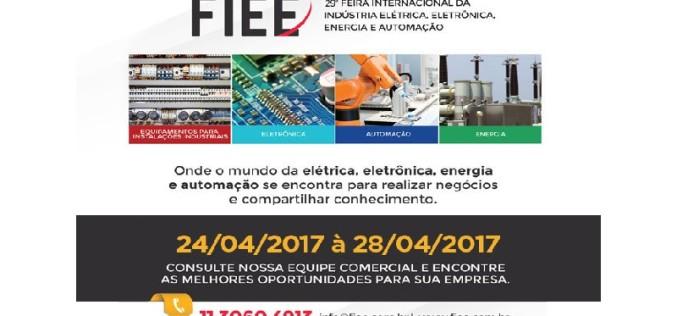 FIEE Elétrica 2017 – Sao Paulo, Brasil