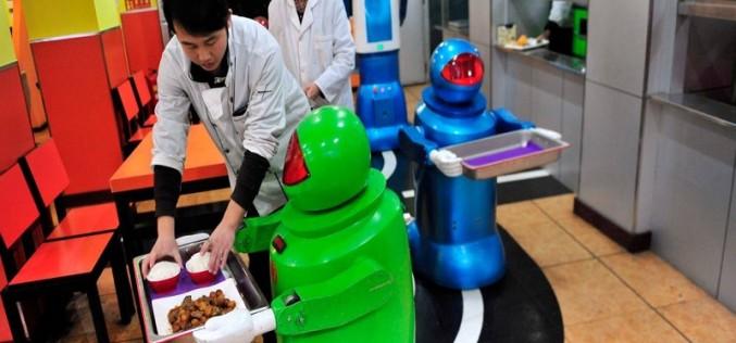 China, un país en vías de robotización