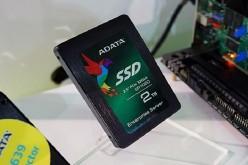 ADATA lanzará su PCIe SSD Gen3x4 S y NAND 3D ultra rápidos durante #CES2016