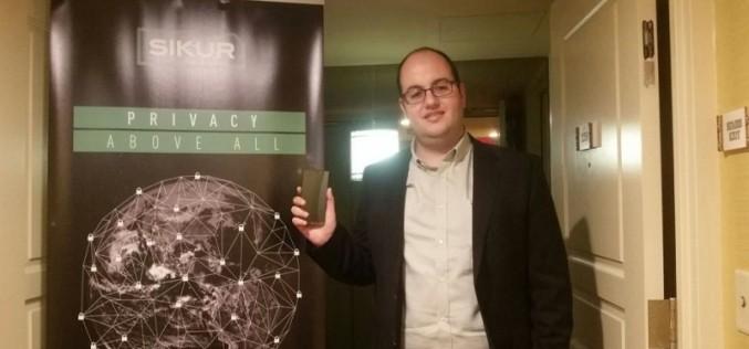 #CES2016: Granite, el teléfono más seguro del mercado, planea expandirse en Centro América