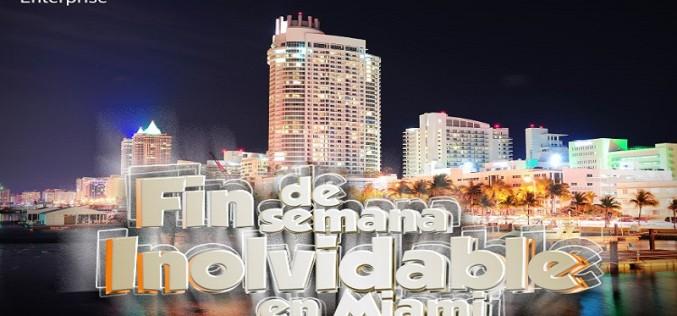 Gane un fin de semana inolvidable en Miami con HP Enterprise e Intcomex