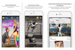 Zapstream, streaming con efectos de video para iOS