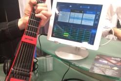 #CES2016: Guitarra inteligente con la que podrás escribir y tocar canciones