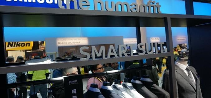 Samsung presenta en el #CES2016 su ropa inteligente (Fotos)