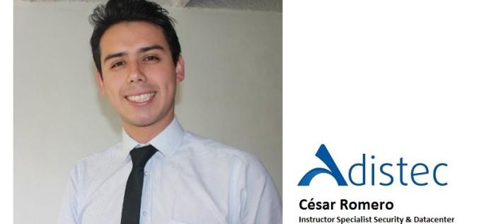 César Romero: Certificarse en seguridad informática es una necesidad