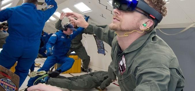Conozca cómo la NASA usará las HoloLens de Microsoft