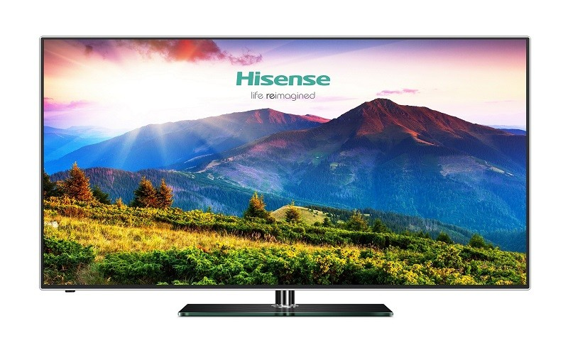 """Hisense presenta por primera vez en Argentina su SMART TV de 50"""" 4K"""
