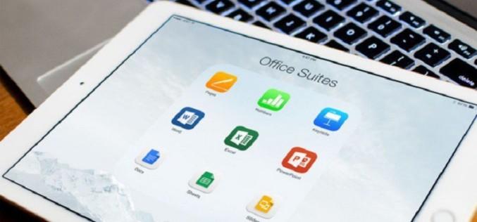 Ya se puede descargar gratis Office para iPad Pro
