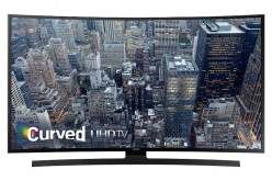 BGH presenta su TV Curved 4K
