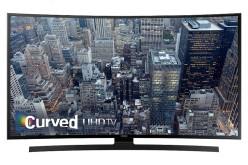BGH presenta su TV Curved 4K