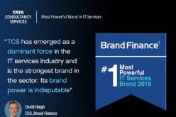 TCS es clasificada como la marca más poderosa del mundo en servicios de TI