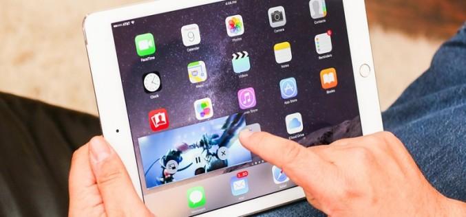 Actualización iOS 9.3 podría dejar inservibles a algunos iPad antiguos