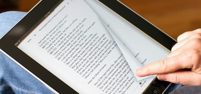 5 tips para usar tu tablet como libro electrónico