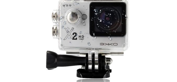 Conoce la cámara X2 de EKKO