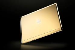 Conoce la edición limitada de PCs con arte en oro de 18k y diamantes de HP