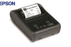 Epson presenta mini impresoras para el sector turismo