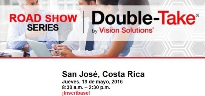 Vision Solutions presenta su Roadshow 2016 en Costa Rica