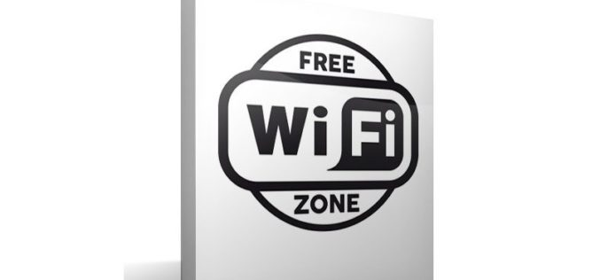 ¿Wifi gratis en baños públicos?