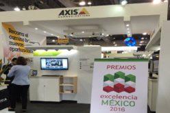 Axis Communications fue galardonado en los Premios Excelencia México 2016