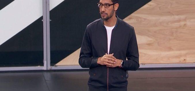 """CEO de Google, Sundar Pichai: """"Estamos en el momento del móvil"""""""