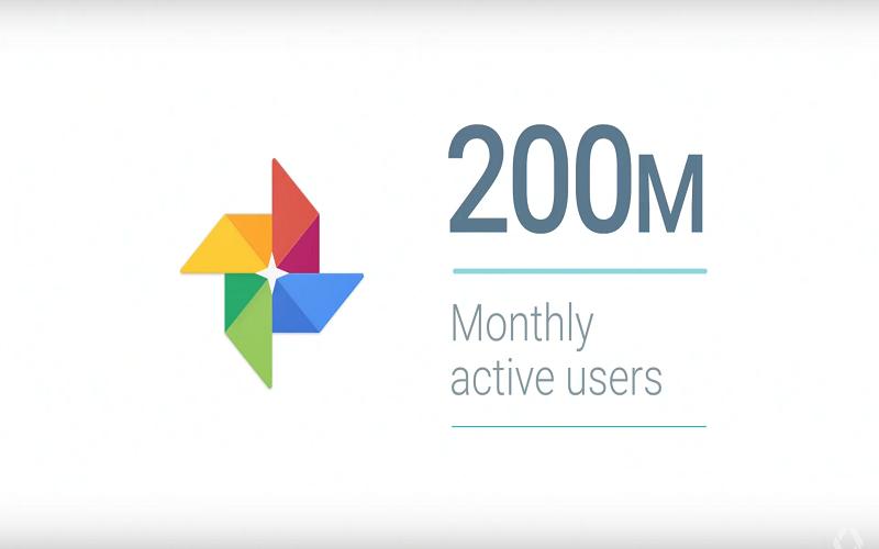 Google Fotos ya tiene 200 millones de usuarios activos cada mes #io16