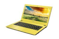 Conozca la Aspire E, una laptop que refleja tu personalidad
