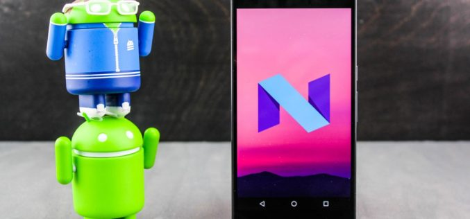 Ya está disponible la primera beta estable de Android N