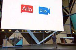 Allo y Duo, las dos nuevas apuestas de Google para competir con Whatsapp