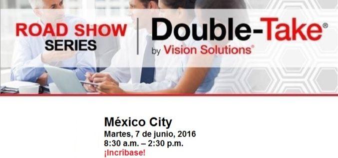 México se prepara para recibir a los expertos en soluciones de Vision Solutions