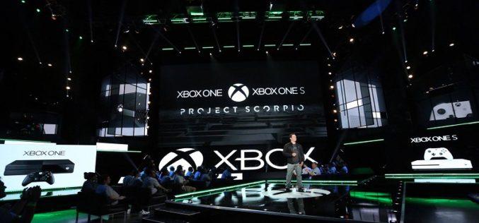 Project Scorpio, la nueva consola de Microsoft compatible con realidad virtual