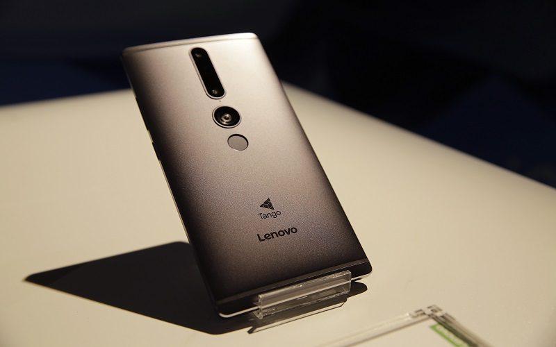 Nuevo smartphone de Lenovo con tecnología Google