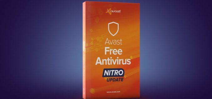 Conoce lo nuevo que trae la actualización Nitro del Avast Antivirus