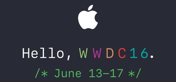 Te decimos cómo seguir en directo todas las novedades de la WWDC 2016 de Apple