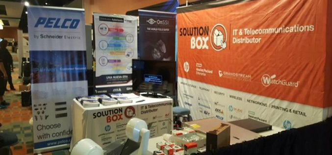 Solution Box presente en la Cumbre Gerencial ALAS 2016