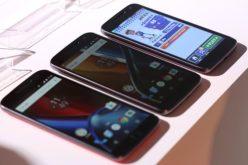 Lenovo presenta sus nuevos smartphones