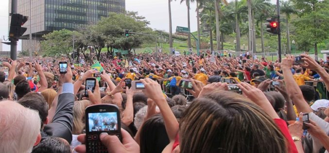 Brasil lidera espectro radioeléctrico con 609 MHz