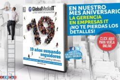 GlobalMedia IT celebra 19 años de trayectoria
