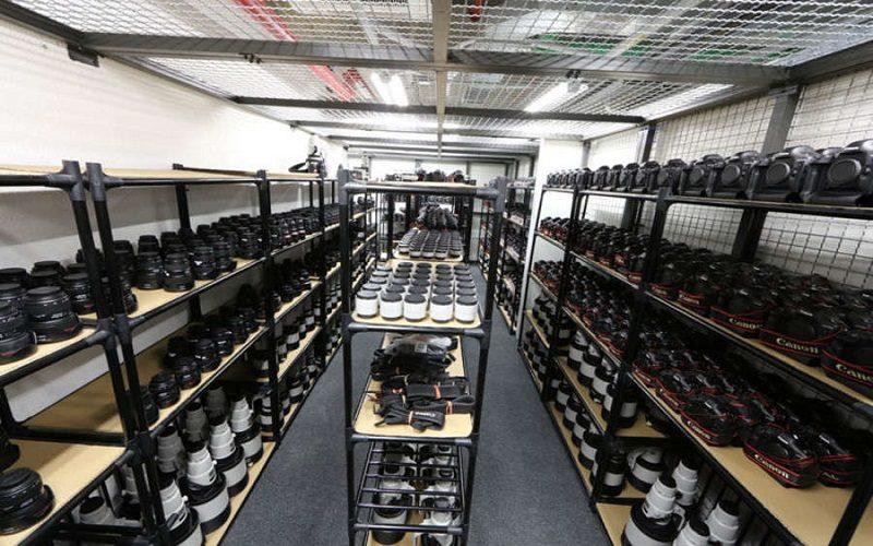 Canon usa 1500 lentes fotográficos para cubrir Río 2016