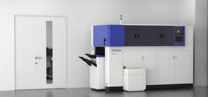"""Epson afina """"PaperLab"""", su sistema de reciclado de papel en seco para lanzarlo al mercado"""