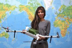 Paola Santana una dominicana que dejó la política para fabricar drones