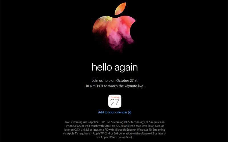 Todo lo que podemos esperar del evento Mac de Apple el próximo jueves