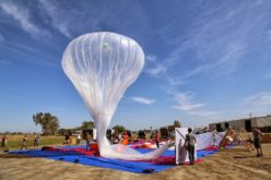 Google puso a prueba su proyecto Loon en Perú